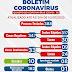 Ponto Novo confirma 33 casos de coronavírus, 10 estão curados; confira o boletim epidemiológico desta sexta (03)
