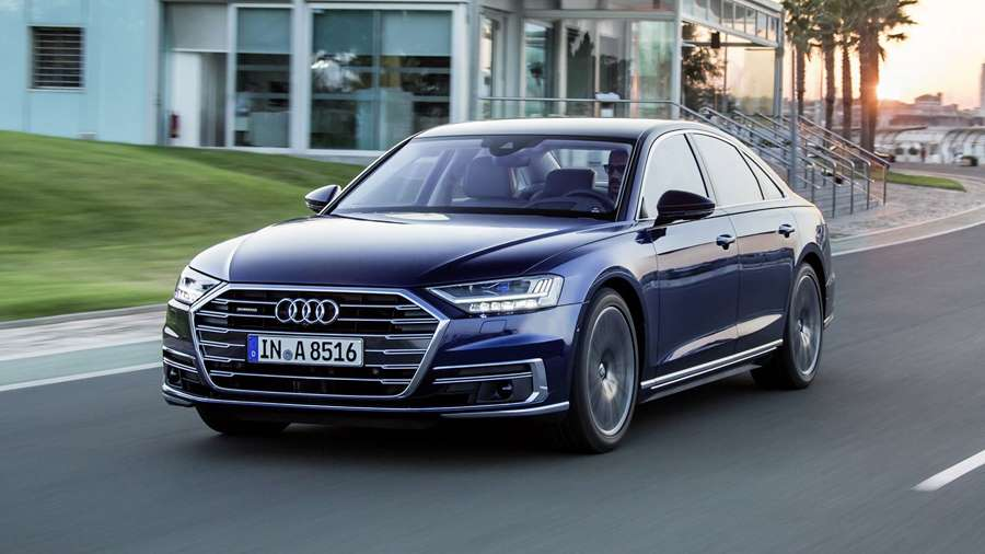 Audi A8 - Reviews, Interior and Pictures a Luxury Car