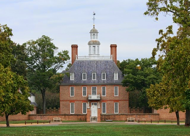 Top 10 US Places to Go For Summer Vacation (Summer Blog Series)- Colonial Williamsburg via ProductReviewMom.com