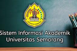 Aplikasi SIA USM, Portal Sistem Informasi Akademik Universitas Semarang