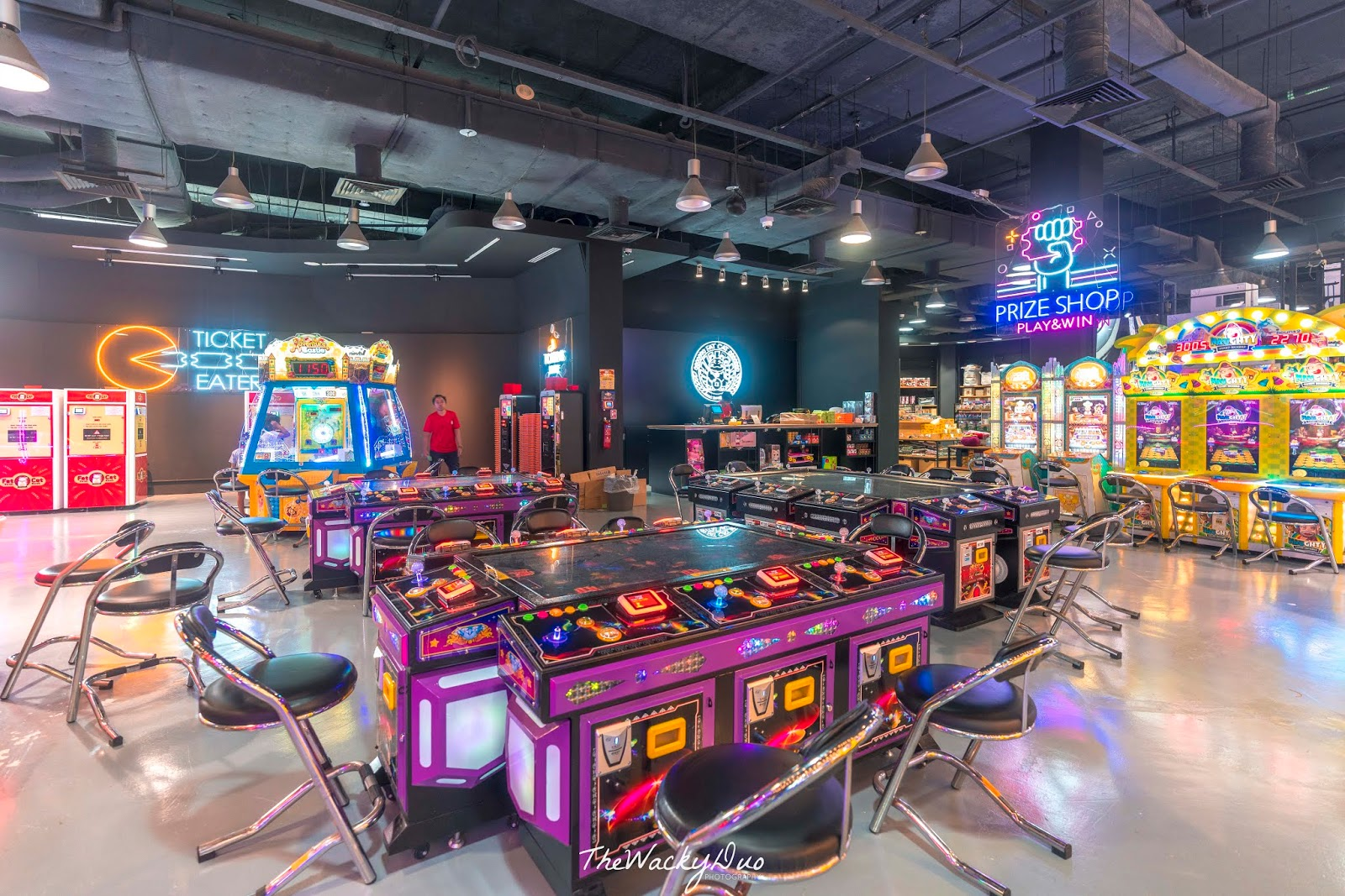 Fat Cat Arcade Somerset 313 Review Arcade Fun For