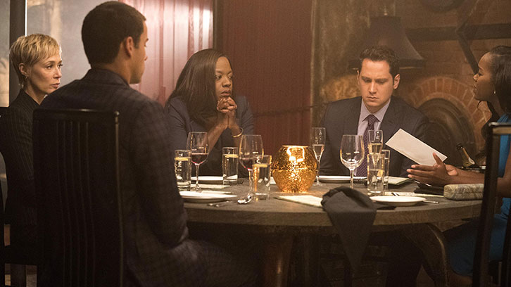 How to get away with murder season 4 premiere review a refresh ccuart Image collections