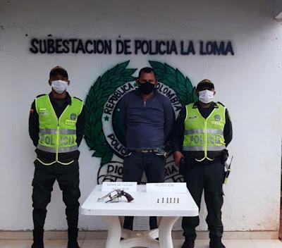 hoyennoticia.com, Sorprendidos tres robando en una casa, uno de nacionalidad venezolana fue capturado