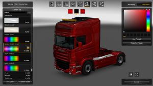 Xtreme Bumper for Scania RJL