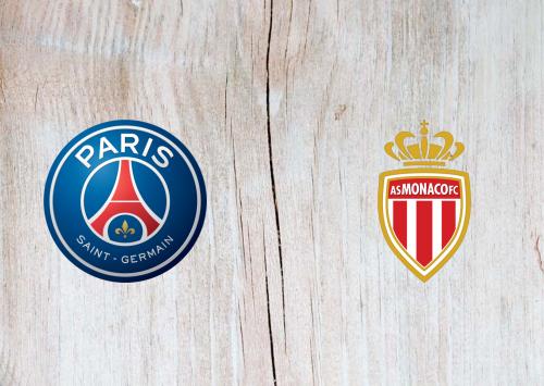Psg Vs Monaco Full Match Highlights 12 January 2020