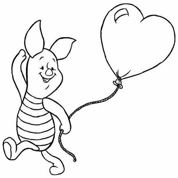 barnyard coloring pages characters - photo#30