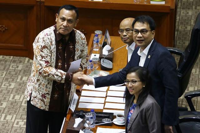 Nah Loh, Capim KPK Harus Teken Kontrak Politik dengan DPR, demi Kepentingan Ini