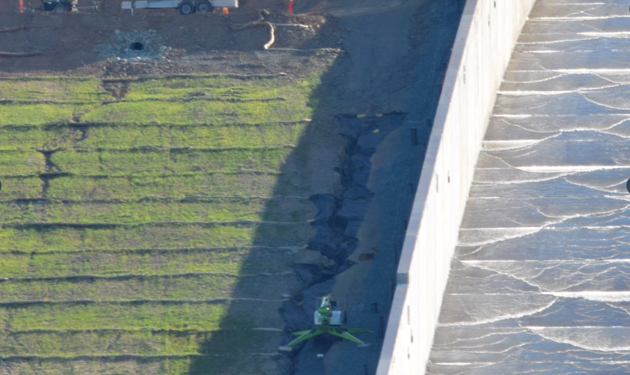 Seemorerocks: Update on Oroville Dam