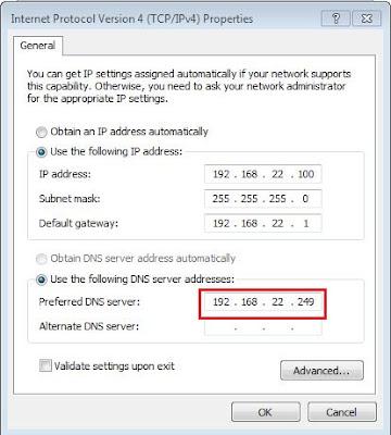 cara, install, dan, konfigurasi, dns, di, Centos 8, Server
