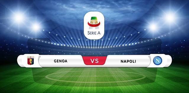 Genoa vs Napoli Prediction & Match Preview