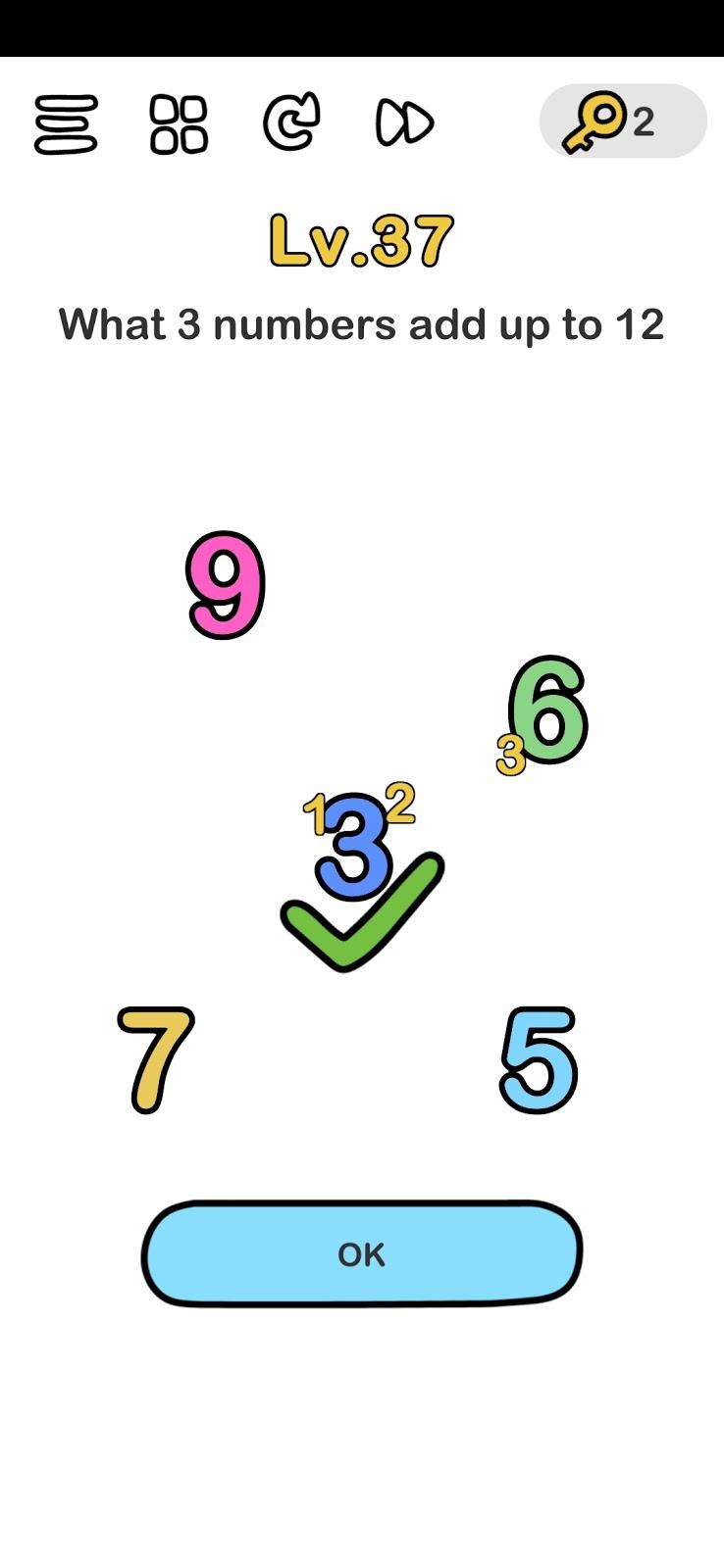 Jawaban Brain Out 35 : jawaban, brain, Kunci, Jawaban, Brain, Level