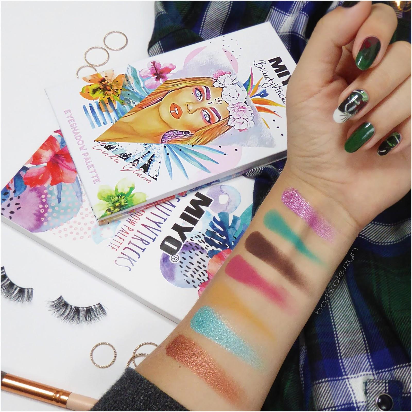 Miyo Beautyvtricks Insta Glam Barbrafeszyn Blog O Paznokciach