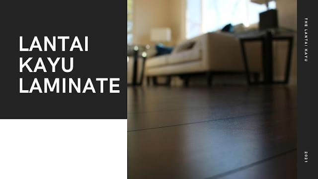 jual lantai kayu laminate depok