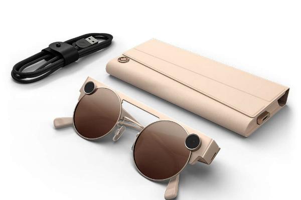 سناب شات تكشف عن الجيل الثالت من نظاراتها الذكية Spectacles 3