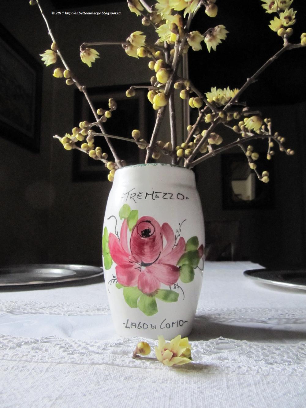 Calicanto Fiore D Inverno la belle auberge: calicanto: il fiore dell'inverno