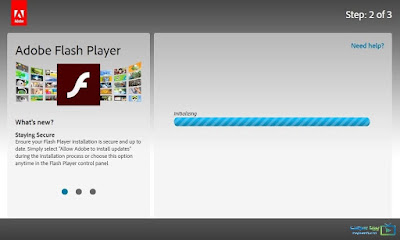 flash player تحميل