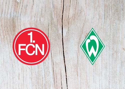 Nurnberg vs Werder Bremen - Highlights 2 February 2019