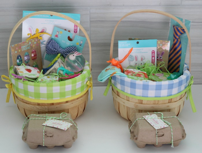 An uncomplicated life blog what to put in your toddlers easter my toddlers arent big into candy more on that later but ive come up with some great alternative ideas on what to put in your toddlers easter basket negle Choice Image