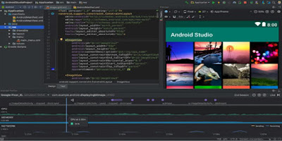 Spesifikasi PC Android Studio