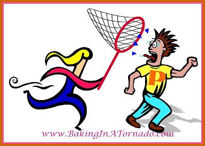 No Go | graphic designed by and property of www.BakingInATornado.com | #MyGraphics