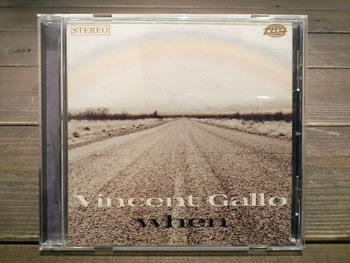 Vincent Gallo when