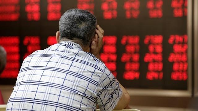 Viernes negro: los mercados se desploman tras los primeros resultados del referéndum británico