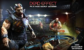 Dead Effect - Game Zombie