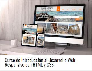 Curso de Introducción al Desarrollo Web Responsive con HTML y CSS