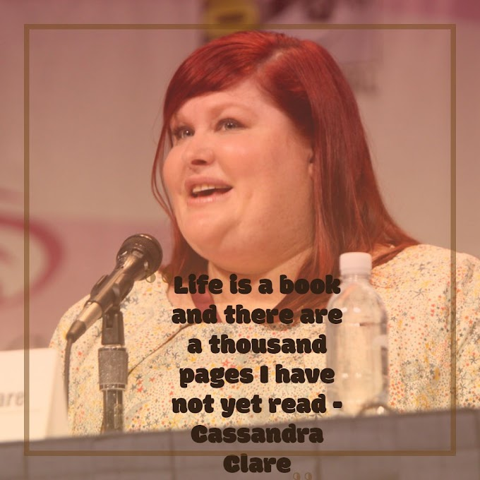 The Best Cassandra Clare Quotes Forever