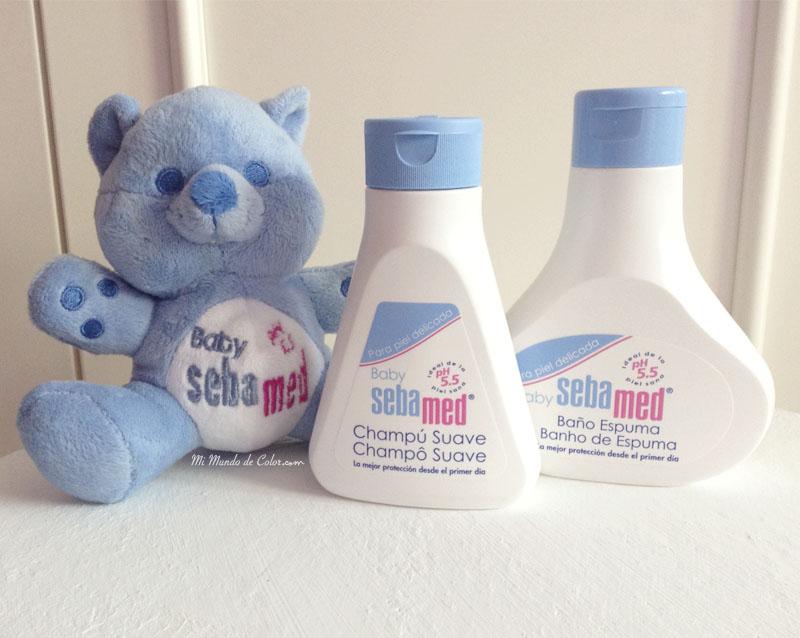 cosmetica para bebes baby Sebamed
