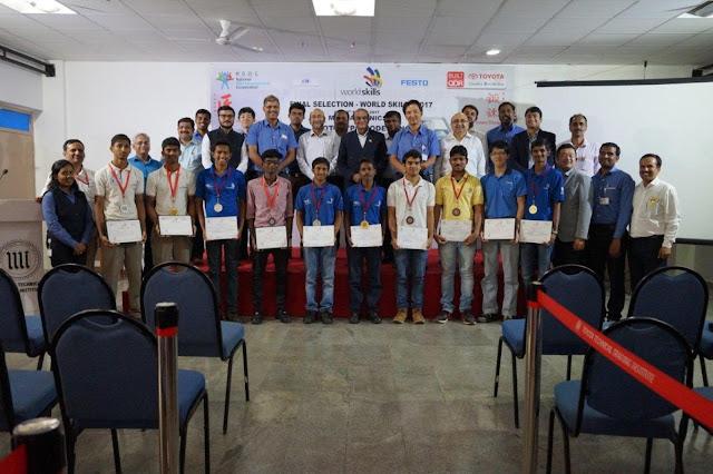Final Selection-World Skill 2017