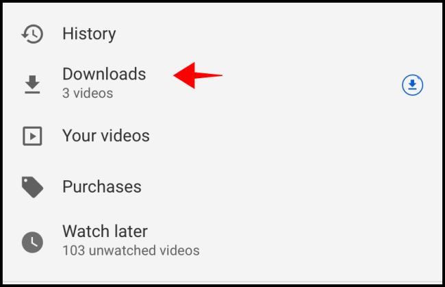 مكتبة تحميل يوتيوب