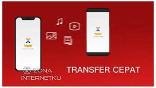 Xender - Transfer & Bagi File