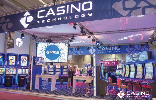 Pengembang Game Casino Technology Rayakan Tahun Ke-20 Di Industri Gaming Dan Judi