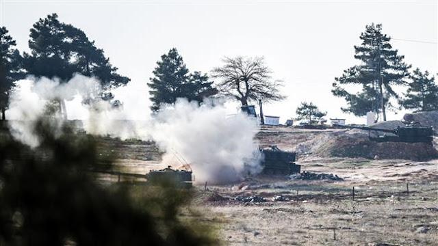 Turkey ready to send ground forces to syria