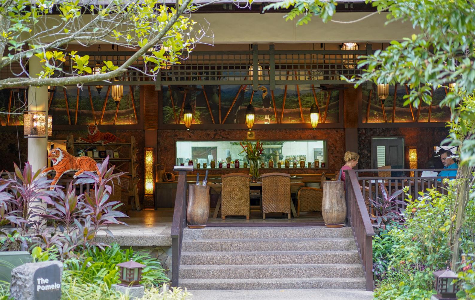 The Pomelo, The Banjaran Hotsprings Retreat, Ipoh