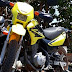 Uma moto broz desaparece em Cocal de Telha depois de ser apreendida pela PRF
