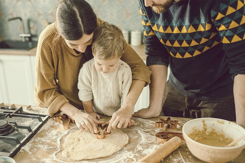 Karantina günlerinde evde beslenme alışkanlıklarımız hayatımızı etkiliyor.