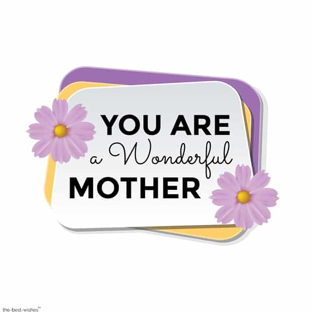 to my daughter on mothers day card