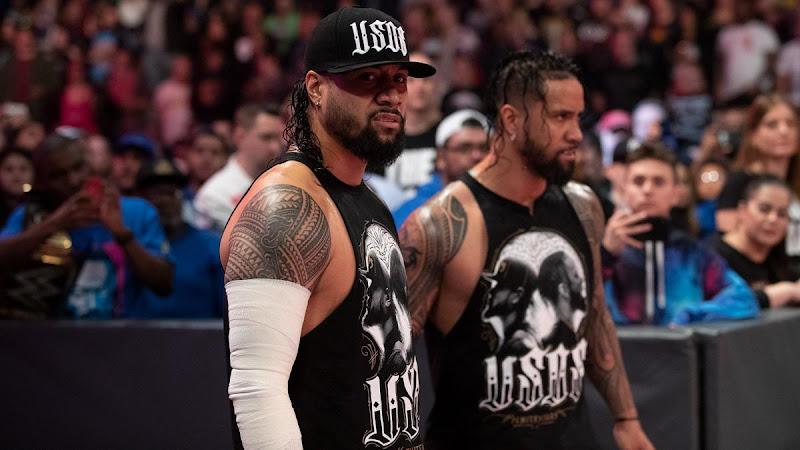 Jimmy Uso diz que a WWE não separou oficialmente sua dupla com Jey