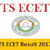 TS ECET Results 2017 - Telangana State ECET Rank Card  - www.ecet.tsche.ac.in