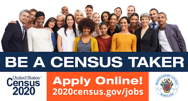 Silver Spring Jazz Festival 2020 Paperless Airplane: Join the 2020 Census Team!