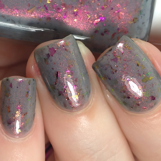"Glam Polish-Angel Investigations ""We Help The Hopeless"""