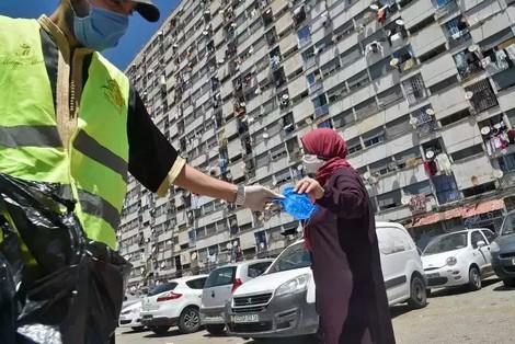 """9 وفيات و469 إصابة جديدة بـ""""كورونا"""" في الجزائر"""
