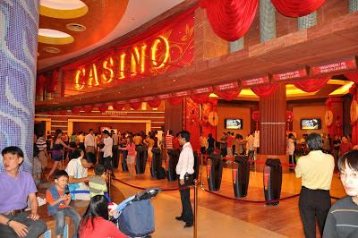 Casino ở sentosa