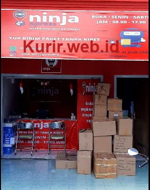 agen Ninja xpress di Jombang