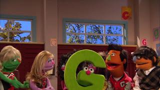 Sesame Street Episode 4306 The Letter G Song, G Club