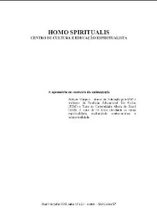 A Apometria no Contexto da Animagogia (Adilson Marques) pdf