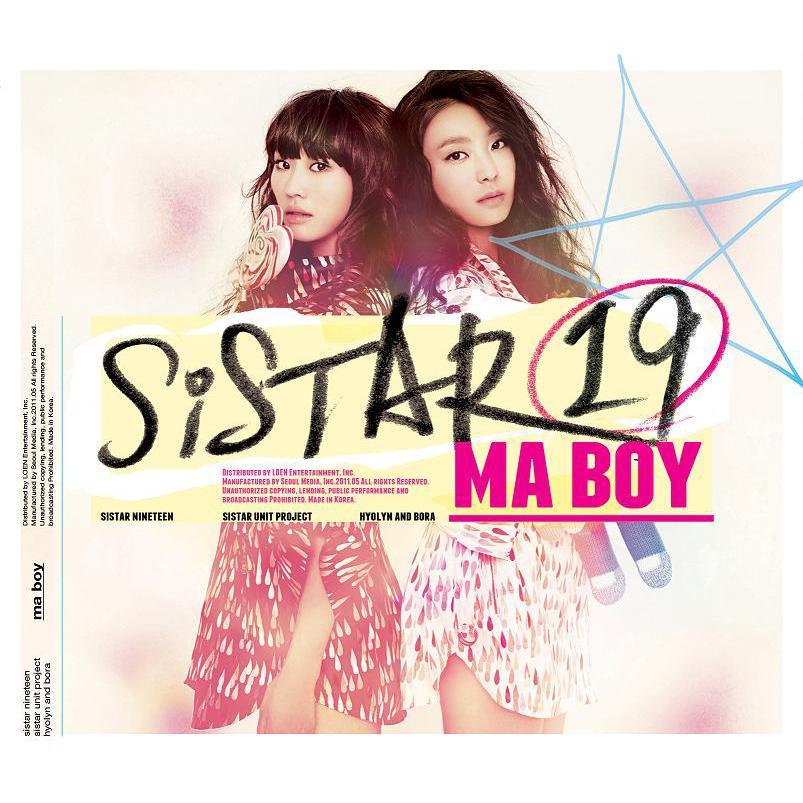[Single] SISTAR19 – Ma Boy