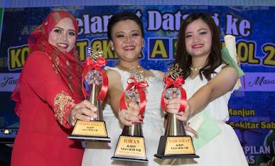 Pemenang ASP Idol 2016